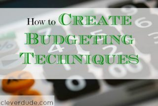 budgeting tips, creating a budget, sticking to the budget