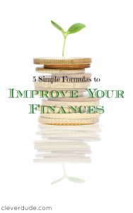 financial advice, financial tips, improving finances