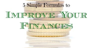 financial advice, financial tips, improving finances