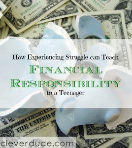 teaching teens, teen financial advice, parenting teens