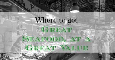 Seafood Road Show, good quality seafood at affordable prices, great value seafood