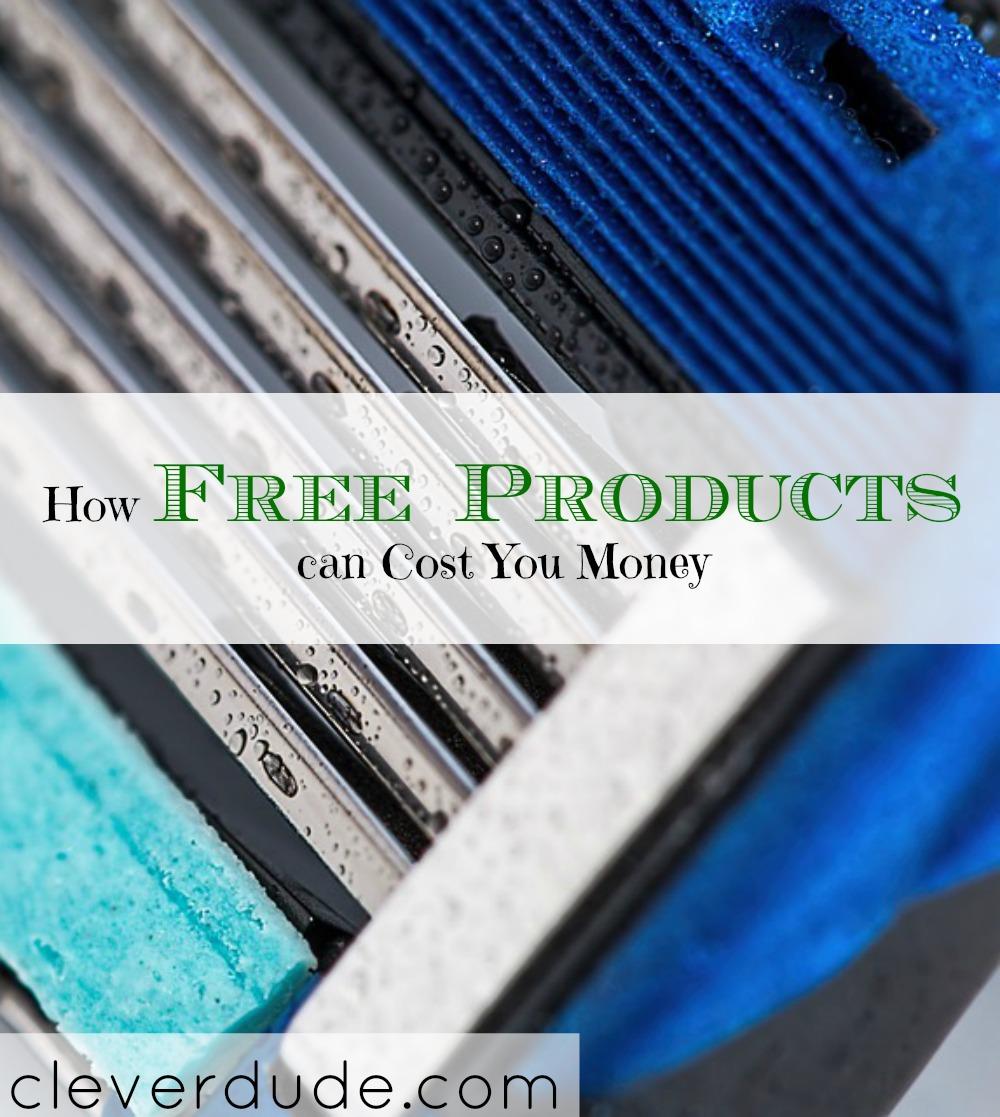 free samples, free gift items, razors