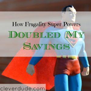 doubling savings, savings advice, saving tips