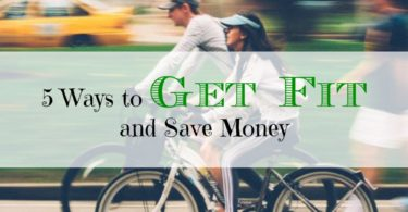 get healthy, save money on getting healthy, frugal health