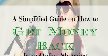 online shopping tips, money back, online shopping advice