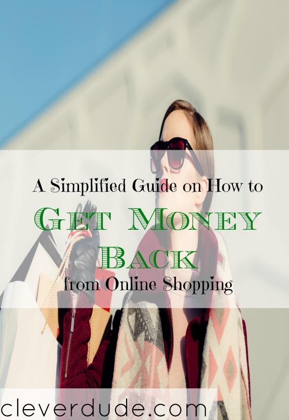 online shopping tips, money back, online shopping advice