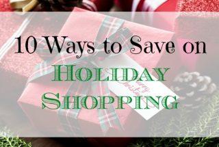 holiday shopping tips, Christmas shopping tips, holiday shopping advice