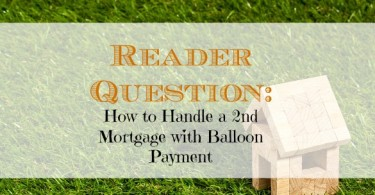 handling mortgage balloon payment, mortgage balloon payment advice, mortgage tips
