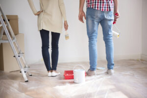 home improvements for moving