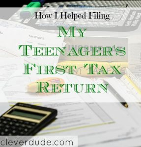 tax filing, first tax return tips, filing first tax return