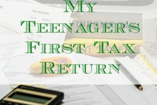 tax filing, first tax return tips, filing first tax return