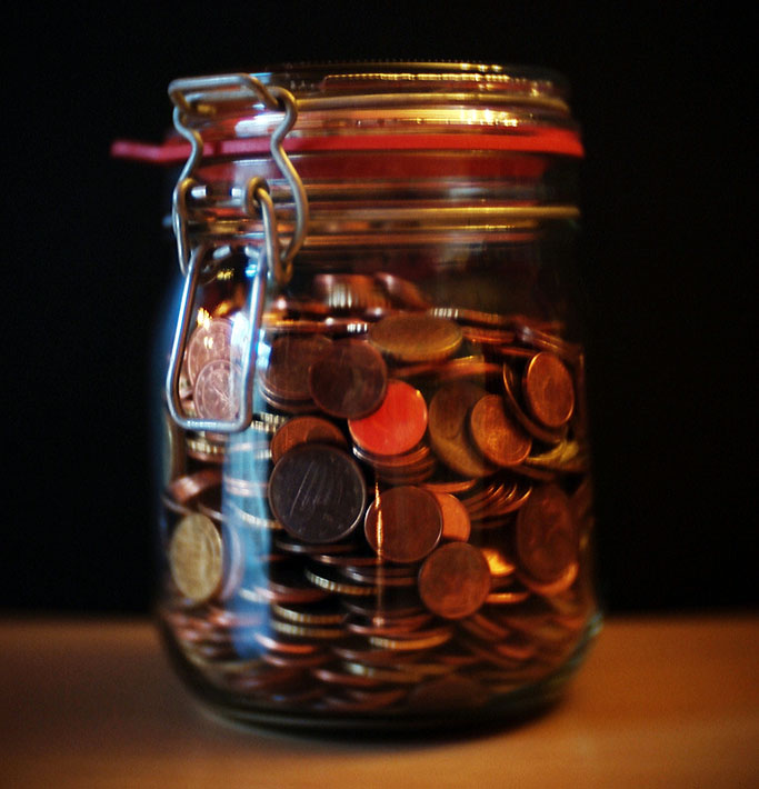 jar money