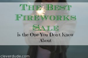 fireworks sale, 4th of July, fireworks discounts
