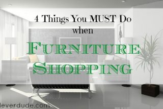 furniture shopping, shopping for the home, tips on furniture shopping