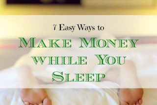 passive income, making money while you sleep, side hustle