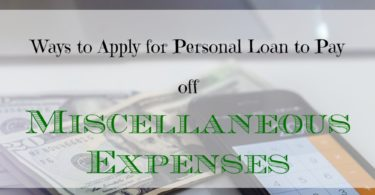 personal loan, advantages of personal loan, benefits of personal loan