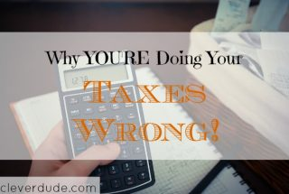 tax tips, tax advice, doing taxes wrong