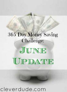 money saving challenge, money saving challenge update, saving money