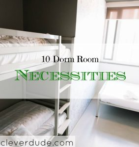 dorm room tips, going off to college tips, college freshman tips