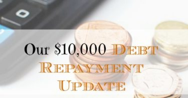 debt repayment, debt update, paying off debt