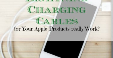 charging cables, Apple products, off brand products