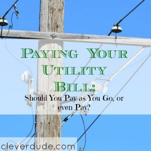 bills payment tips, utility bills payment, paying your bills