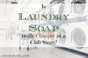 laundry soap prices, comparing prices, groceries shopping