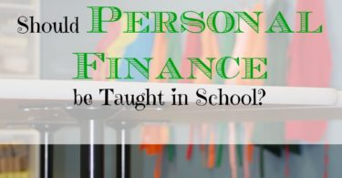 personal finance, teaching personal finance in school, teaching personal finance