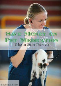 save money on pet expenses, save money on pet's medications, online pharmacy advantages