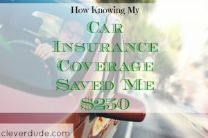 car insurance, insurance coverage, saving money by having insurance