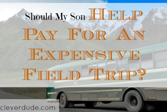 field trip expenses, school activities, field trip
