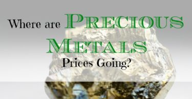 precious metal pricing forecast, forecasting precious metal prices, 2017 precious metal prices