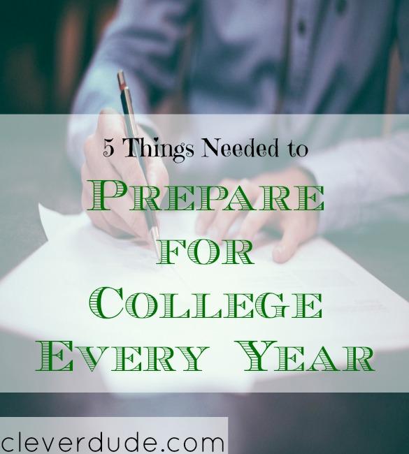 how to prepare for college, preparing for college, college preparation
