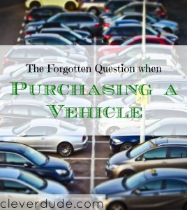 purchasing a car advice, purchasing a vehicle tips, buying a car advice