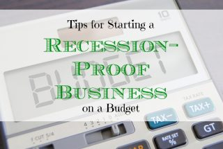 business tips, business advice, starting a business on a budget