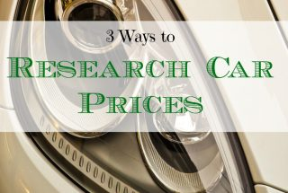 researching car prices, car purchasing tips, buying a car tips