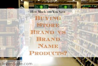 branded items vs store brand, buying local, grocery tips