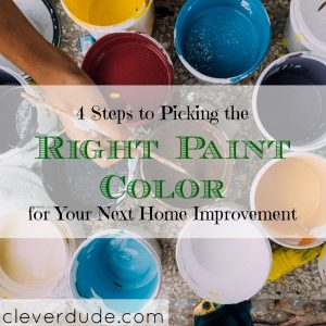home improvement tips, home renovation, right home paint color