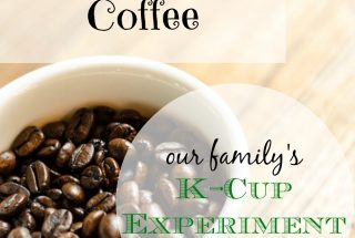 saving money on coffee, k-cup experiment, coffee saving tips