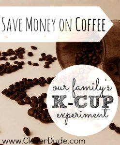 Wanna make your coffee budget stretch further? So did I! I did an experiment with my wife to see if you could tell the difference by using K-Cups twice. Here's the verdict.
