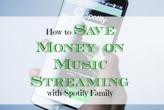 music streaming, save money on spotify, music streaming on spotify