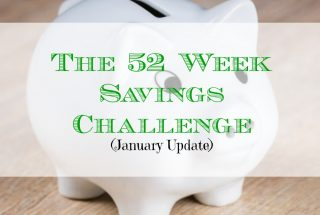 money savings challenge update, saving challenge, 52 week savings challenge