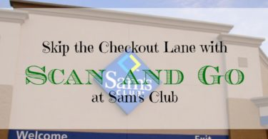 sam's club tips, scan and go at sam's club, sam's club shopping tips