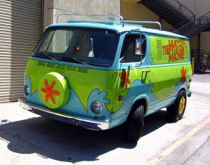 scooby-doo-van