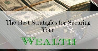 financial strategies, financial tips, securing wealth tips