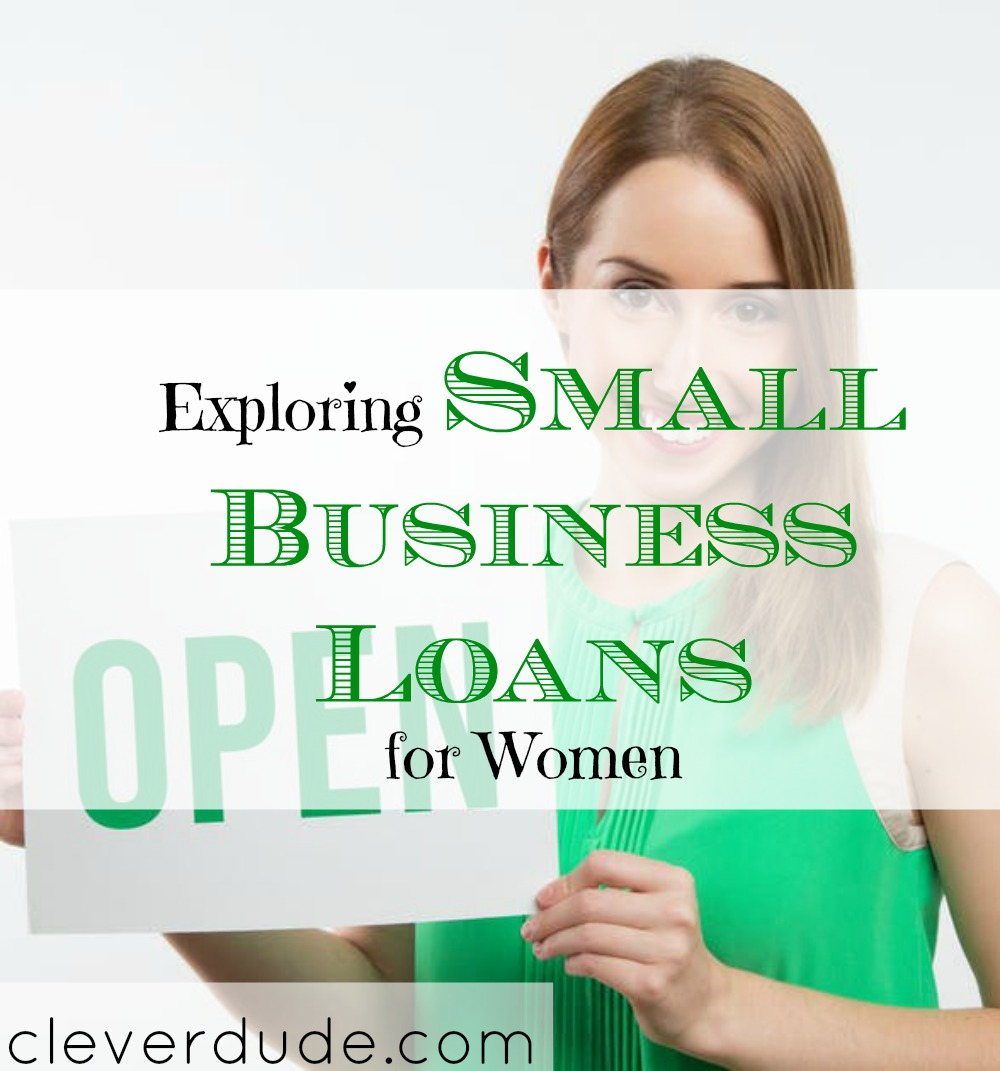 small business loans for women, business loan options for women, businesses for women