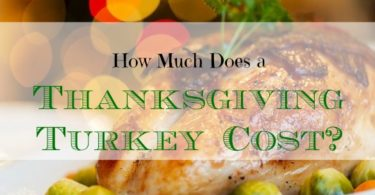 thanksgiving turkey costs, thanksgiving expenses, turkey costs