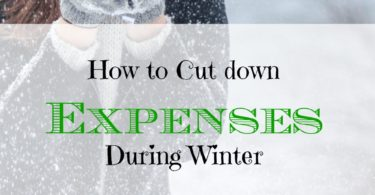 cutting down expenses, winter expenses advice, cutting down expenses tips
