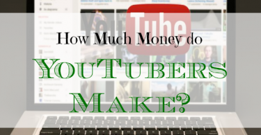 youtube income, money from youtube, income from youtube